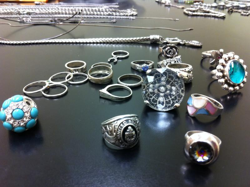 Stolen merchandise confiscated in North side home burglaries