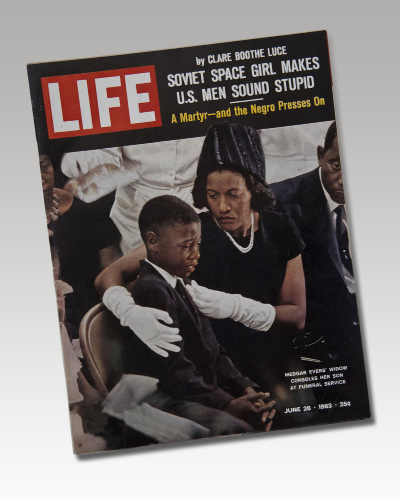 Medgar Evers Funeral, Life Magazine, June 28, 1963