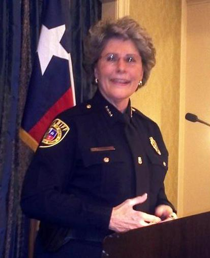 Bexar County Sheriff Susan Pamerleau addressed the county in her first State-of-the-Jail address.