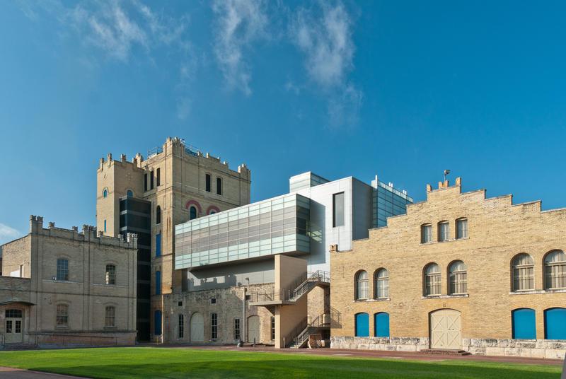 The San Antonio Museum of Art.