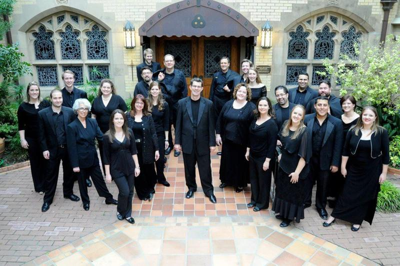San Antonio Chamber Choir.