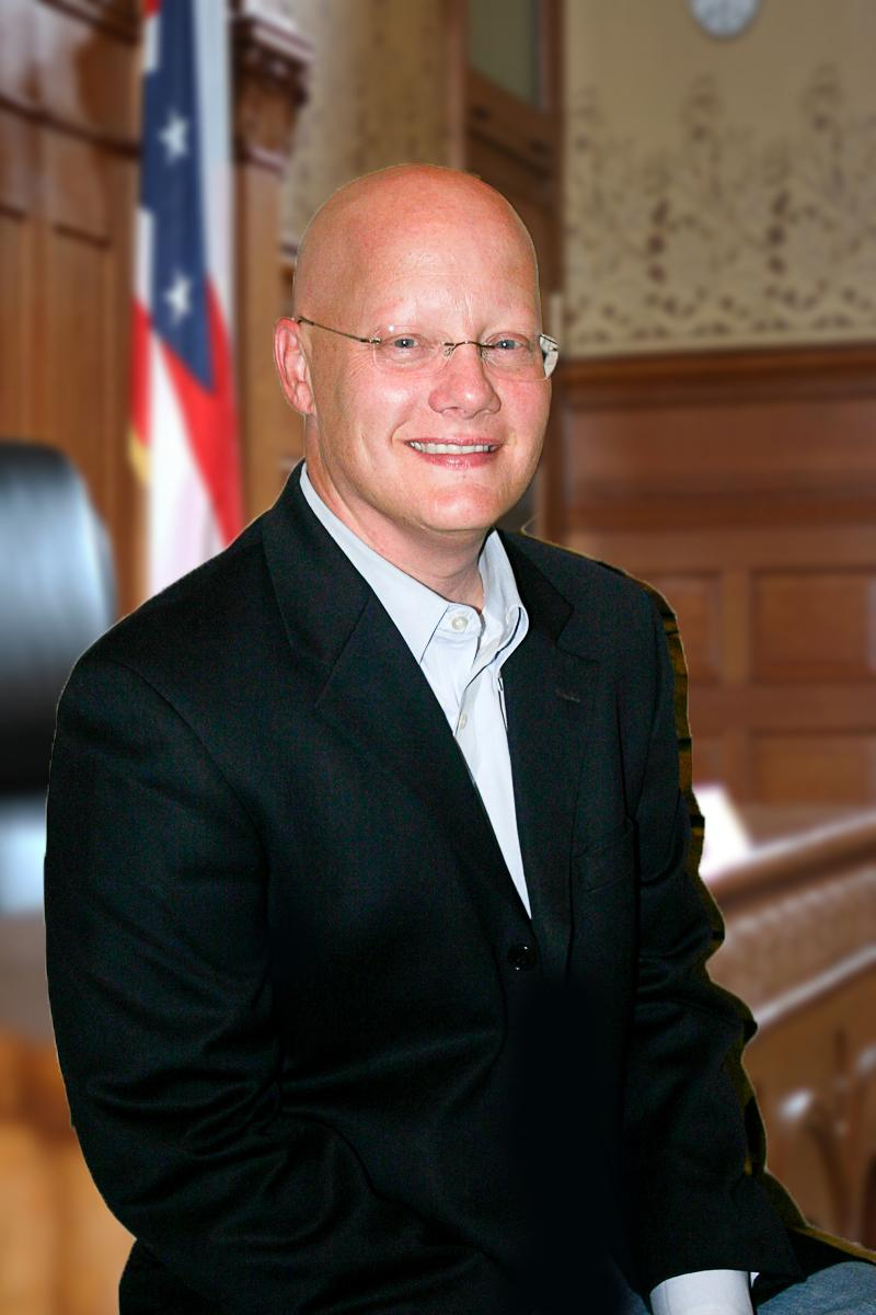 144th District Court Judge Angus McGinty.