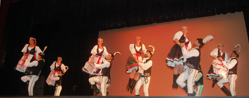 Komenda Ethnic Dance Ensemble.