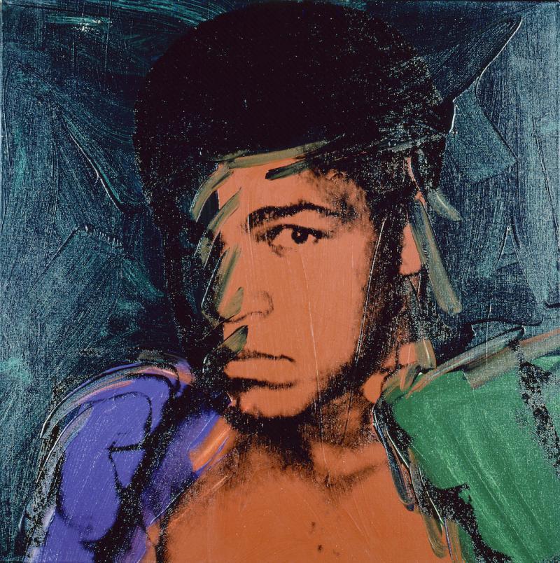 Muhammad Ali, 1978.