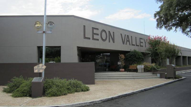 Leon Valley City Hall will gain about a third more space once a new fire station is built that will allow the police department to move out of the main administration building.