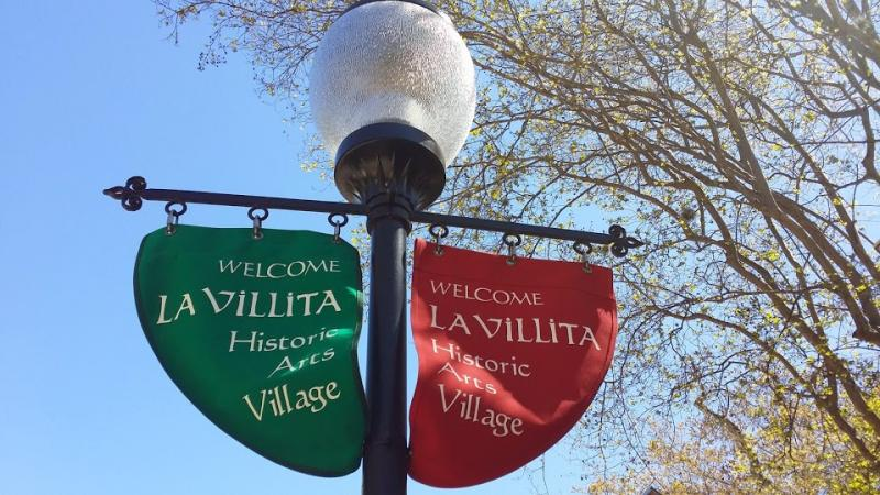 La Villita is a historic arts village created to display authentic San Antonio artists and their art.