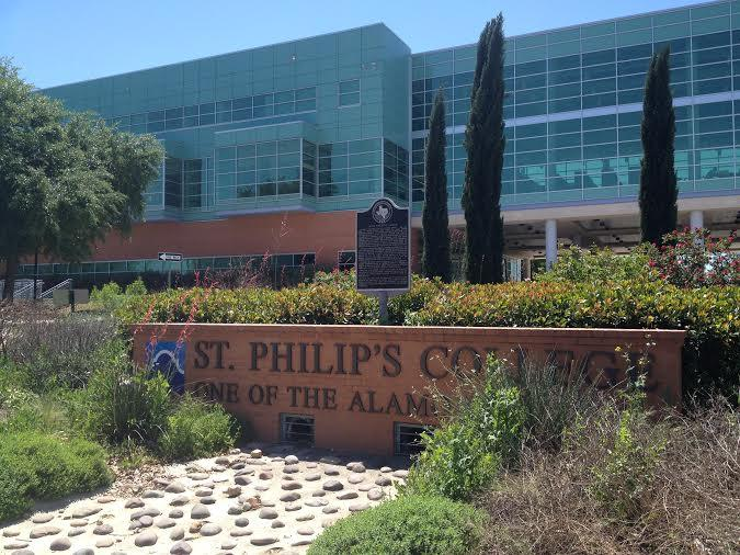 St. Philip's College will host at least 100 high school students the first year and add 100 more a year for four years.