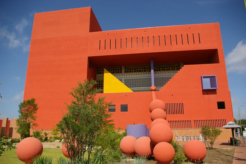 San Antonio Public Library.