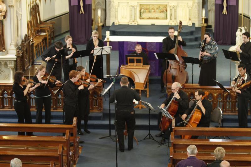 Austin Baroque Orchestra.