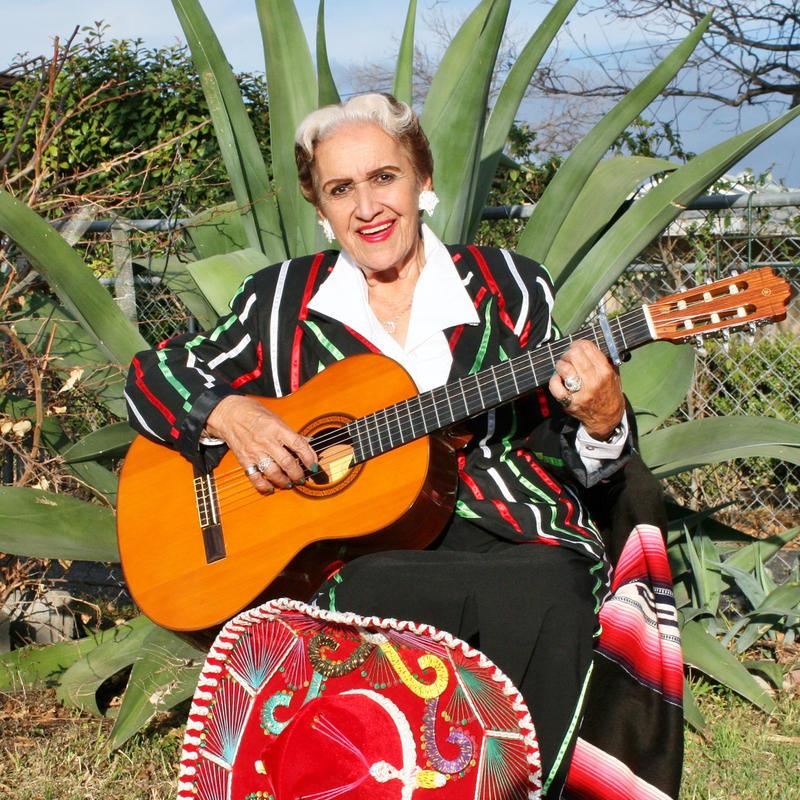 Recent Rita Vidaurri picture.