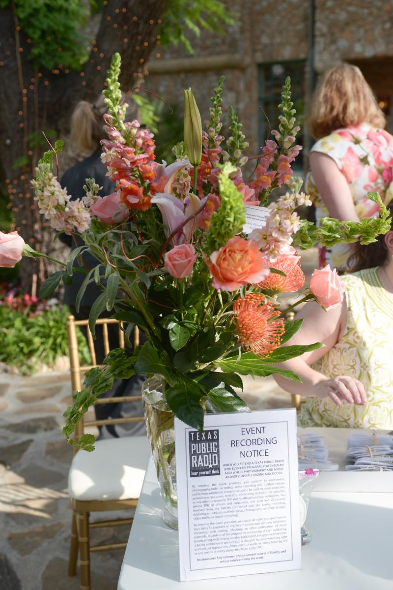 Creative Floral Design by Helene provided flowers