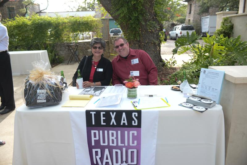 TPR's Connie Leyva and Stephen Custer