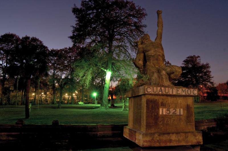 Urrutia Sculpture Garden