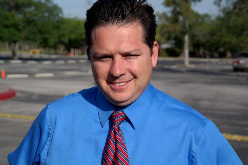 Weston Martinez is running his third campaign for San Antonio City Council.