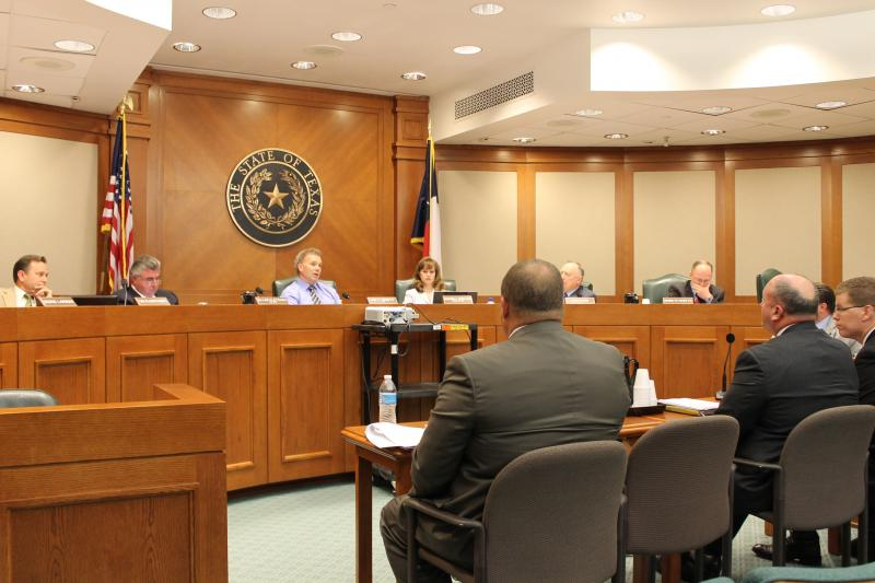 Texas House Homeland Security & Public Safety Committee gets updates from state agencies on the effects of an immigrant surge along the Texas-Mexico border.