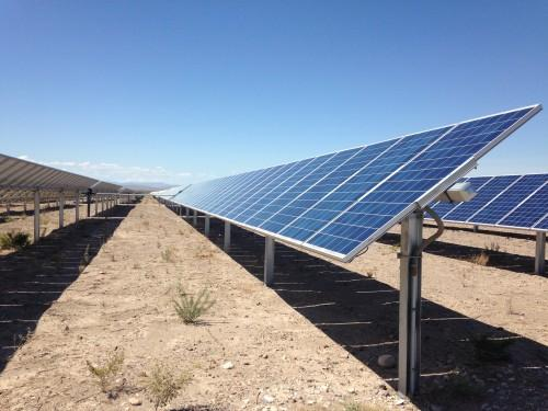 The Acacia Solar Plant in Presidio, TX has allowed this border city to put more power onto the electric grid than it takes off.