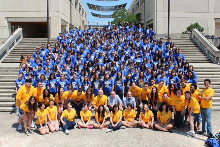 UTSA Choir Camp.
