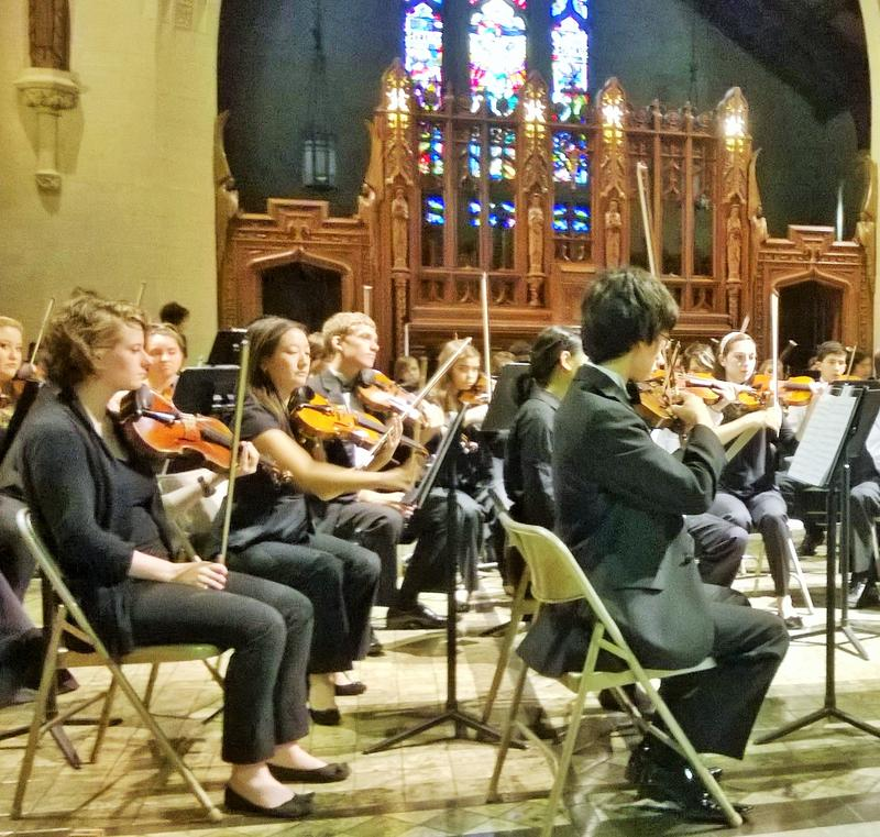 Youth Orchestras of San Antonio