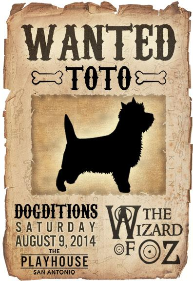 The Playhouse needs a Toto.