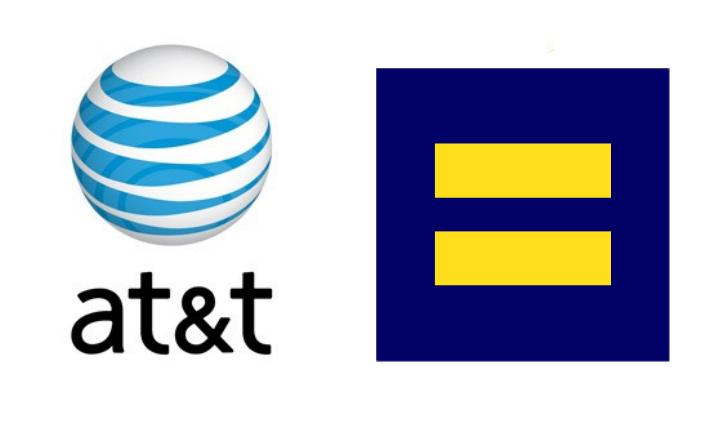 Human Rights Campaign Won't Budge On AT&T's Perfect ...