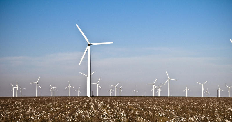 Is wind power in Texas under attack?