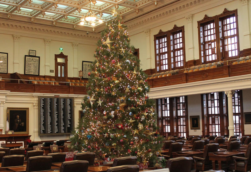 For A Capitol Christmas, Stop By Austin And A Magical
