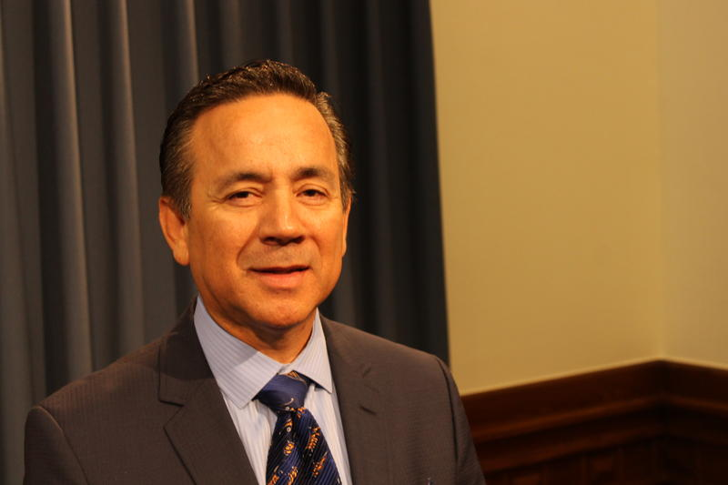 State Senator Carlos Uresti. File Photo