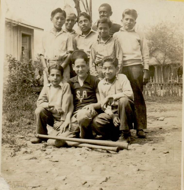 Neighborhood Nine, San Antonio, ca. 1950s