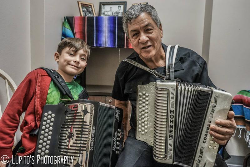 Joaquin Linn and Lorenzo Martinez