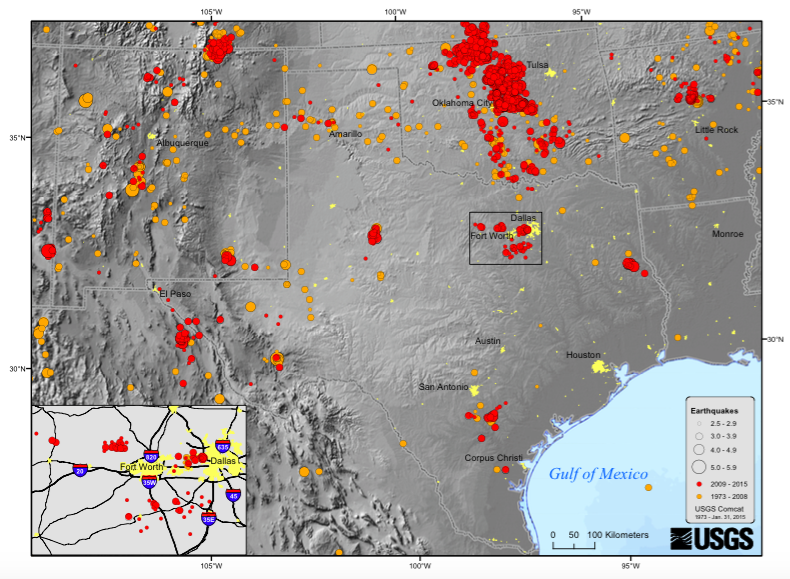 Map Of Texas Please.Study Links Swarm Of Quakes In Texas To Natural Gas Drilling Texas