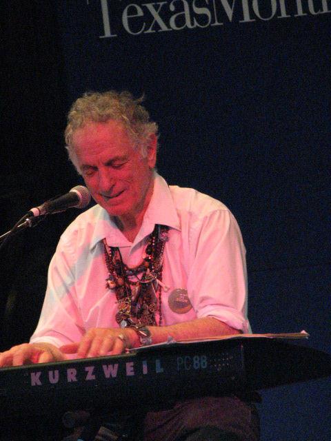 David Amram at Kerrville Folk Festival 2008