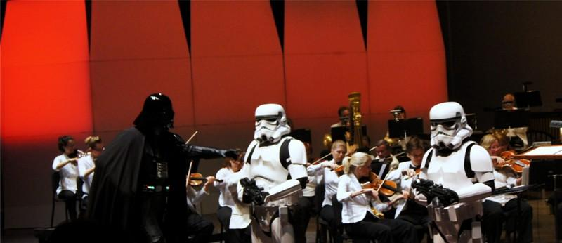 Star Wars at the Symphony