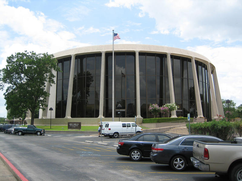 John H. Wood Federal Courthouse in San Antonio