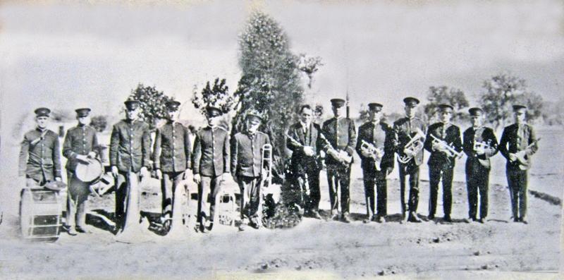 Boerne Village Band, 1918