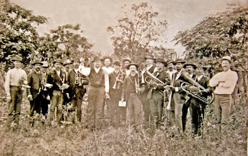 Boerne Village Band, 1920