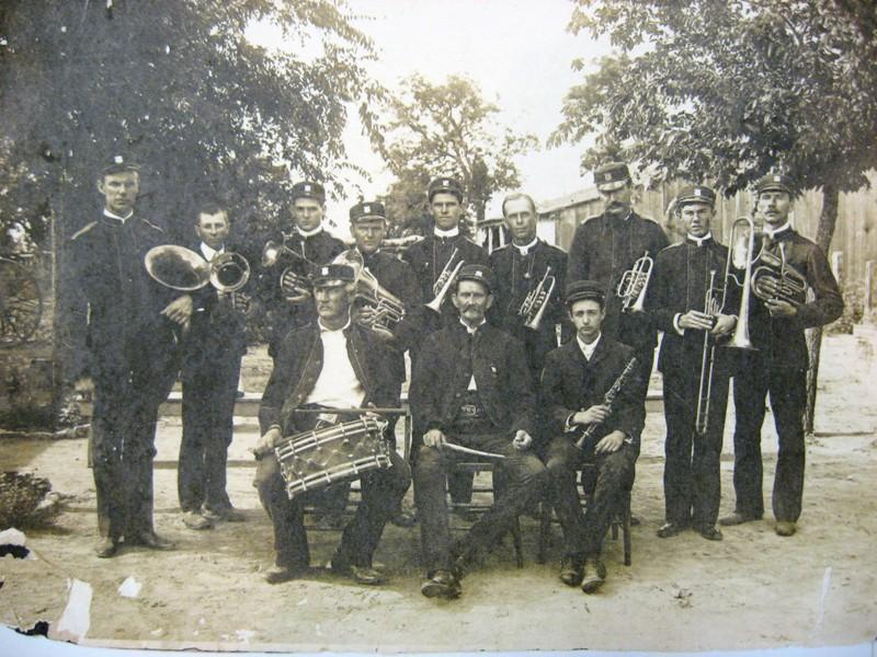 Boerne Village Band, 1921