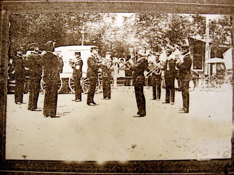 Boerne Village Band, 1928