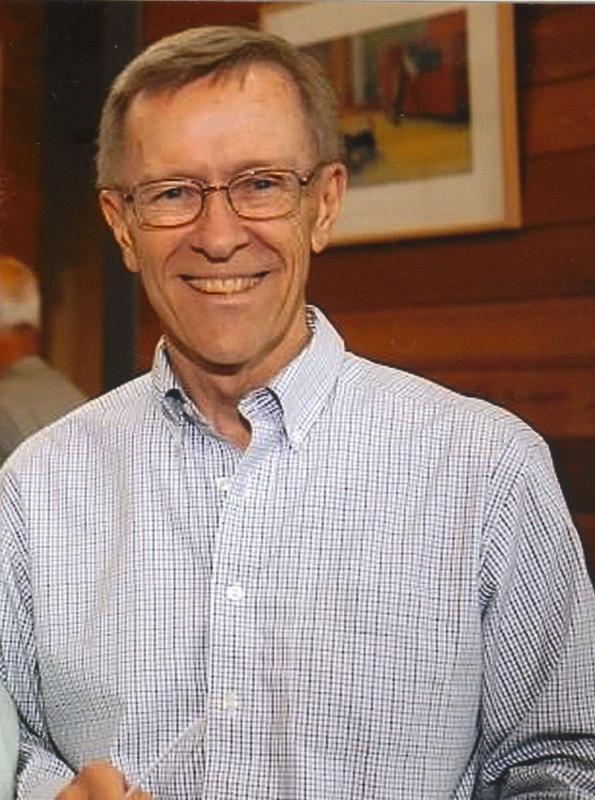 Former Mayor Patrick Heath
