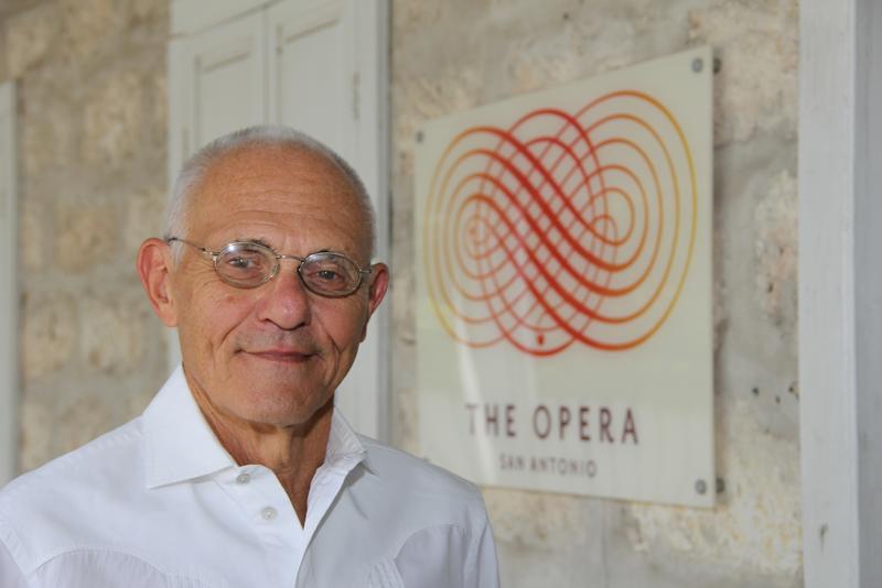 Mel Weingart, of Opera San Antonio.