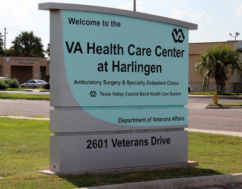 VA Healthcare Center in Harlingen is one of many clinics scattered throughout the Valley