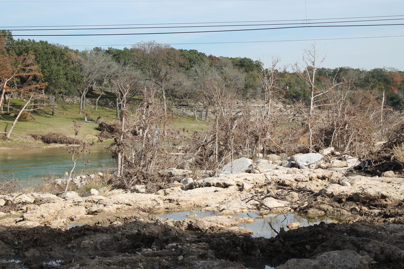 Wimberley flooding over Memorial Day Weekend 2015.