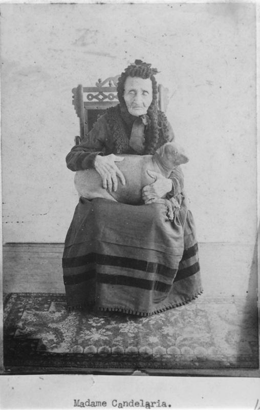 Madame Candelaria