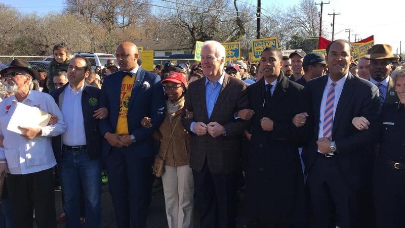 2016 MLK March