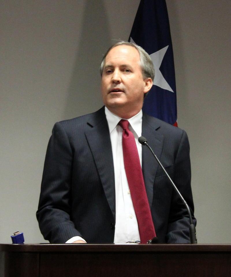 TX AG Ken Paxton