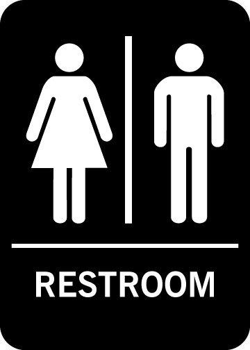 Bathroom Sign Next the source: will texas be next state for bathroom battle? | texas