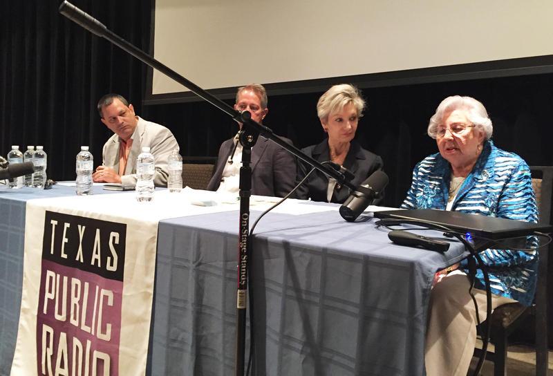 David Martin Davies, Dr. Alan Peterson, Dr. Marian Sokol, Rose Williams