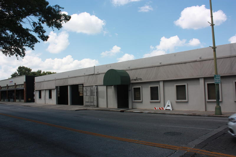 The property across Navarro Street from Southwest School of Art was purchased with $11 million that was raised through a capital campaign.