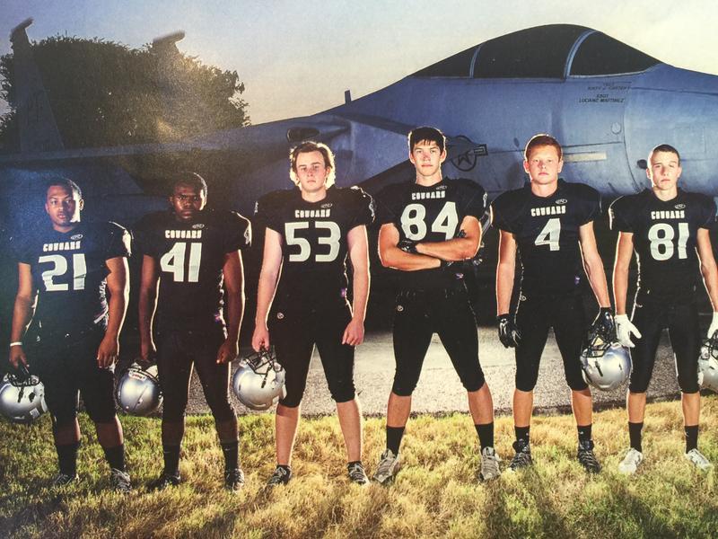 Jake's team photo