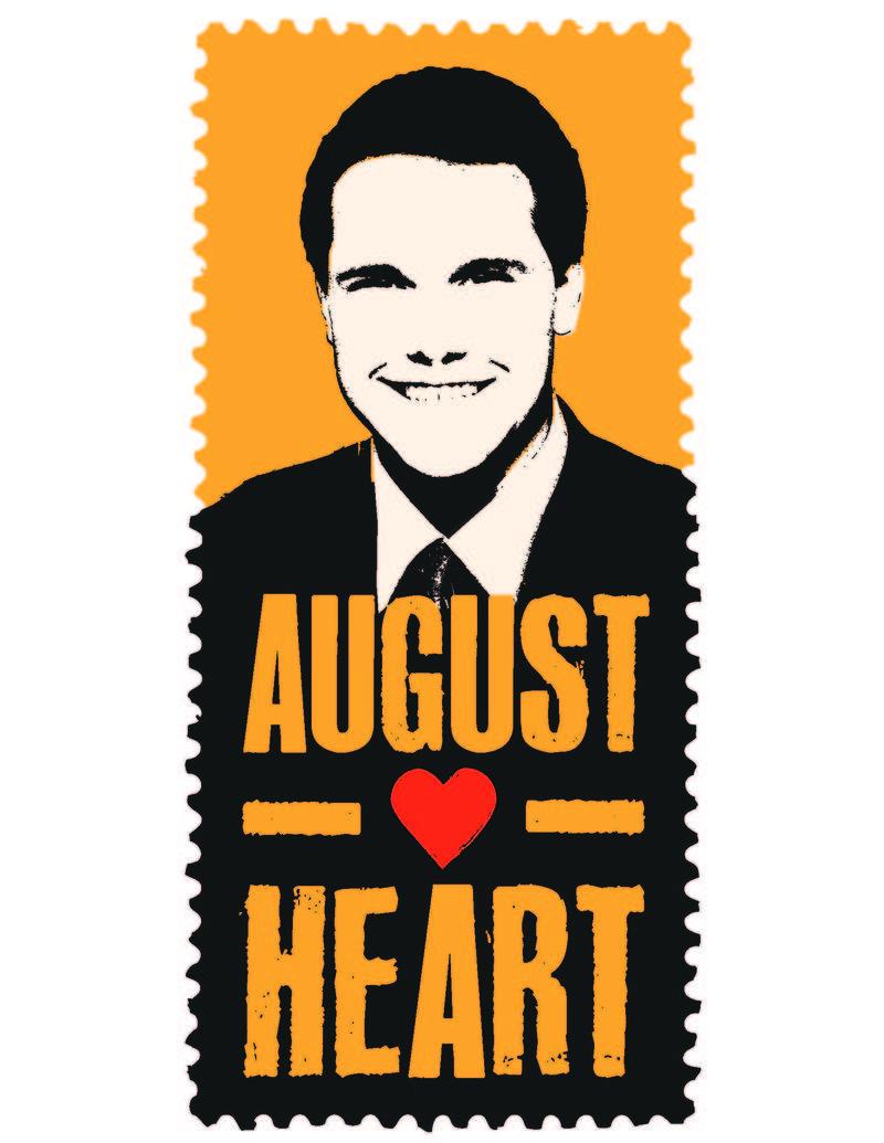 AugustHeart is in honor of August Koontz
