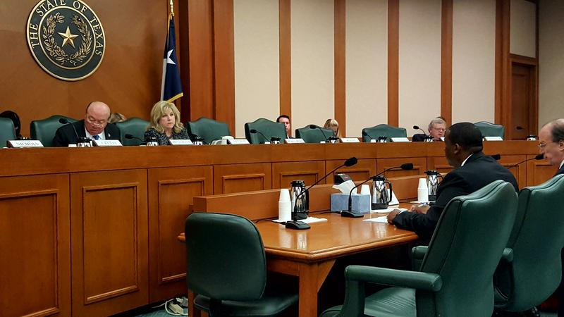 Texas Senate Finance Committee